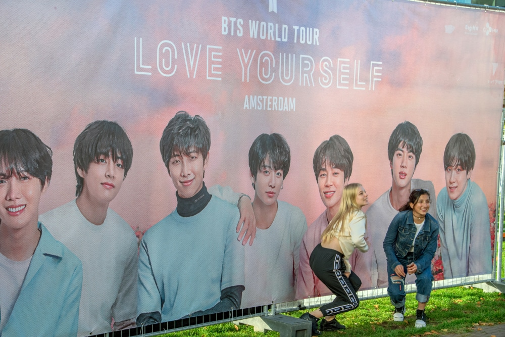 BTS Love Yourself